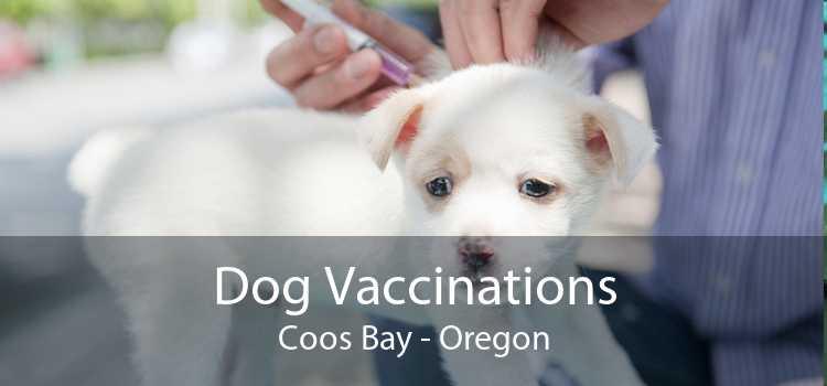 Dog Vaccinations Coos Bay - Oregon