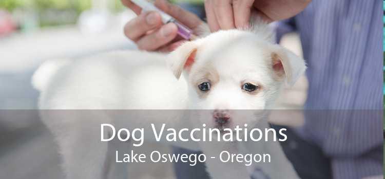 Dog Vaccinations Lake Oswego - Oregon
