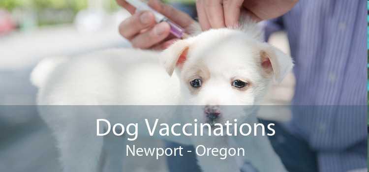 Dog Vaccinations Newport - Oregon