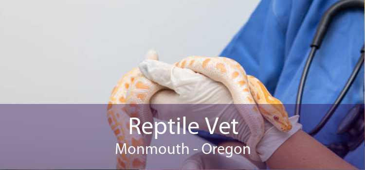 Reptile Vet Monmouth - Oregon